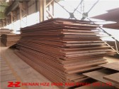 GB/T1591 Q345B Carbon and Low-alloy High-strength Steel Plate